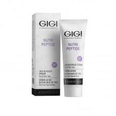 Nutri Peptide 10% Glycolic Cream Крем дневной с 10% гликолиевой кислотой для всех типов кожи, 50мл