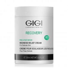 RECOVERY Крем успокаивающий от покраснений и отечности \ Redness Relief Cream Sens 250мл