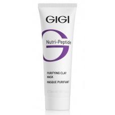 Nutri Peptide Очищающая глиняная маска д/жирной кожи \ Purifying Clay Mask Oily Skin  200мл