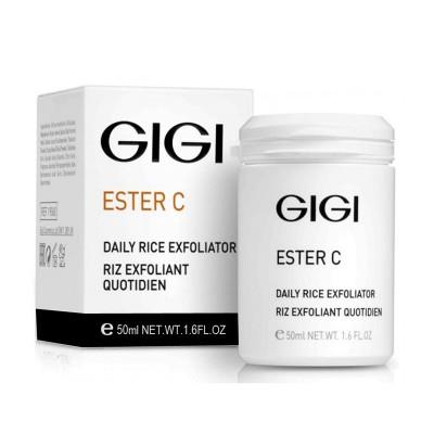 Ester C Эксфолиант для микрошлифовки кожи \ Daily RICE Exfoliator 50мл