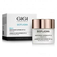 BIOPLASMA Крем увлажняющий для нормальной и сухой кожи с SPF 20 \ Moist Supreme SPF 20 50мл