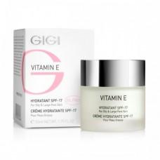 Vitamin E Крем увлажняющий для жирной кожи \ Moisturizer For Oily Skin  50мл
