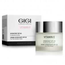Vitamin E Крем увлажняющий для сухой кожи \  Moisturizer For Dry Skin 50мл